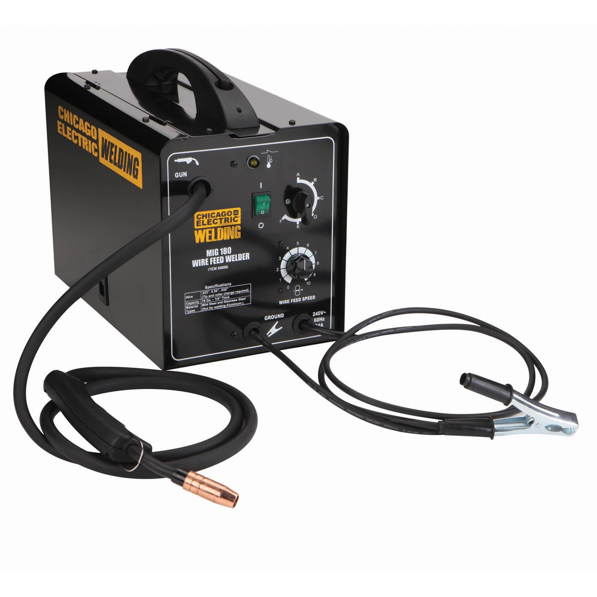 Best MIG welder for the house - MKRD.info