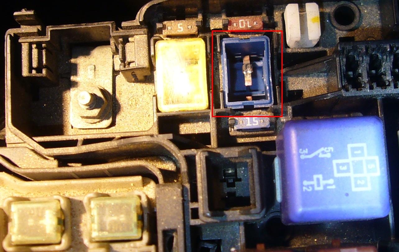 140 Amp Fuse Toyota